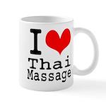 I love Thai Massage Mug