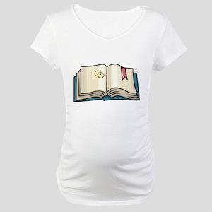 Wedding Maternity T-Shirt