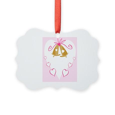 Wedding Picture Ornament