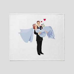 Wedding Throw Blanket