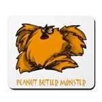 Peanut Butter Monster Mousepad