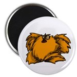 "Peanut Butter Monster 2.25"" Magnet (100 pack)"