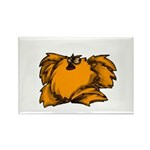 Peanut Butter Monster Rectangle Magnet (100 pack)