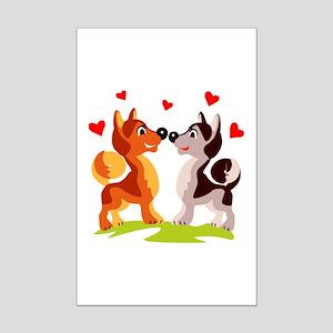 Wedding Mini Poster Print