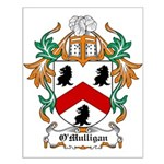 O'Mulligan Coat of Arms Small Poster