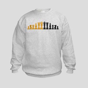 Family of Chess Kids Sweatshirt