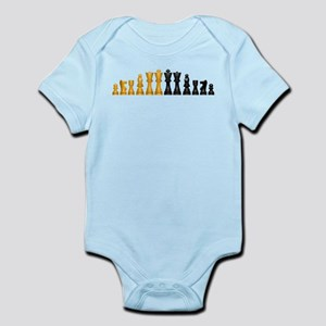 Family of Chess Infant Bodysuit