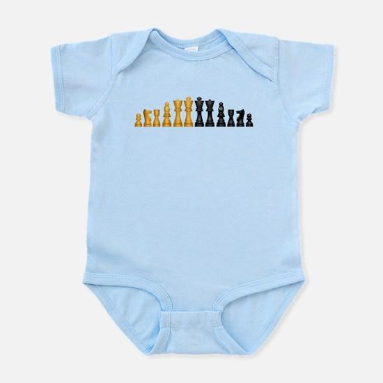 Family of Chess Infant Bodysuit
