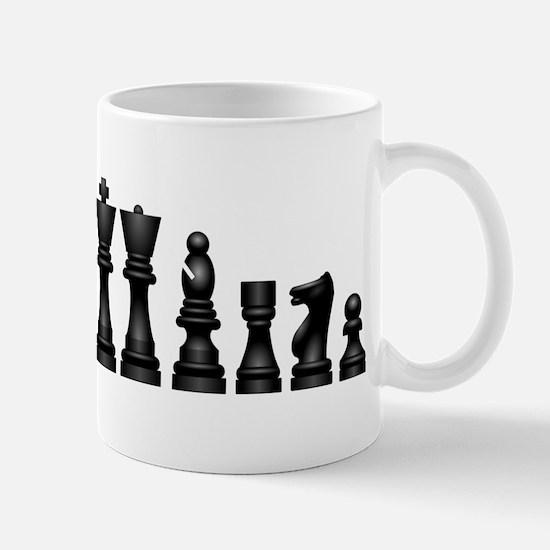 Family of Chess Mug