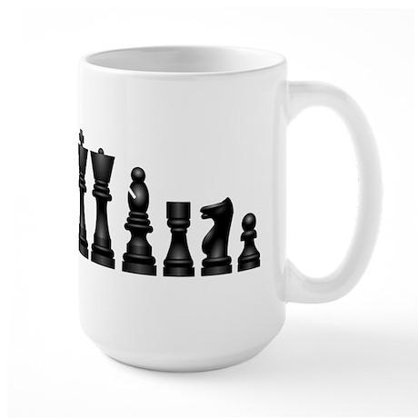 Family of Chess Large Mug