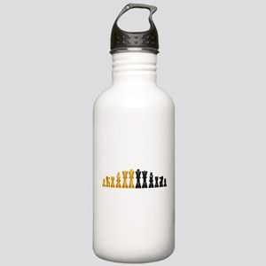 Family of Chess Stainless Water Bottle 1.0L