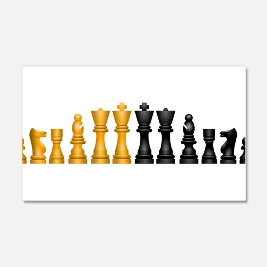 Family of Chess Wall Decal