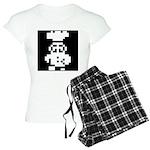 Cookie Chef White Women's Light Pajamas