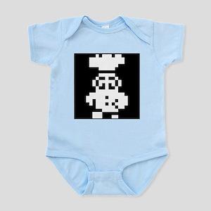 Cookie Chef White Infant Bodysuit