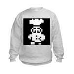 Cookie Chef White Kids Sweatshirt