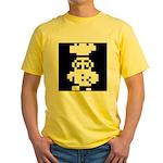 Cookie Chef White Yellow T-Shirt
