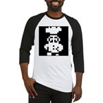 Cookie Chef White Baseball Jersey