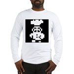 Cookie Chef White Long Sleeve T-Shirt