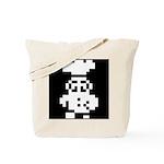 Cookie Chef White Tote Bag