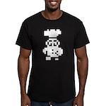 Cookie Chef Men's Fitted T-Shirt (dark)