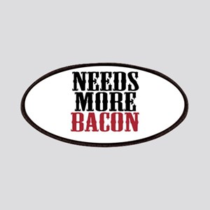 Needs More Bacon Patches