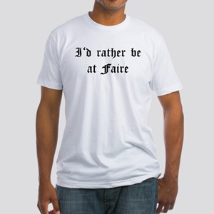 Faire Fitted T-Shirt