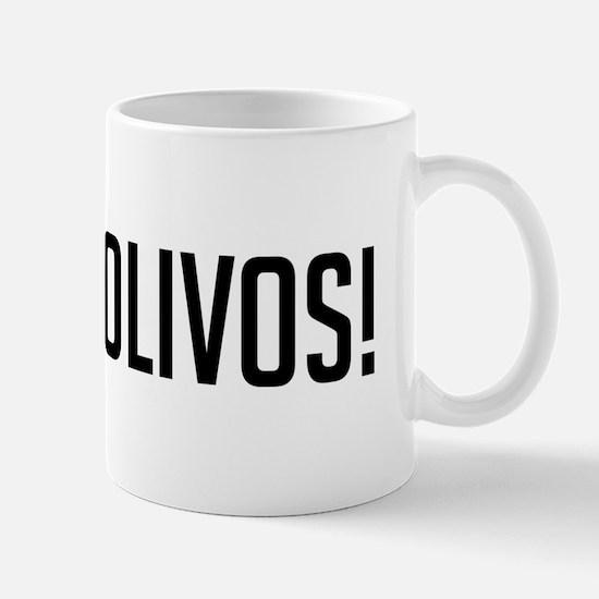 Go Los Olivos Mug