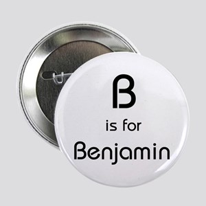 B Is For Benjamin Button