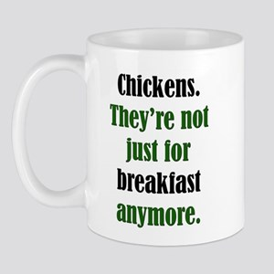 Chicken & Poultry Breakfast Mug