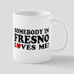 Fresno California Mug