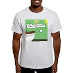 Taco Tuesday Tragedy Light T-Shirt