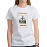 Cuban-American Princess Women's T-Shirt