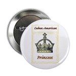 Cuban-American Princess Button