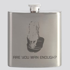 Are You Man Enough? Flask