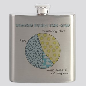 Band Camp Weather Flask