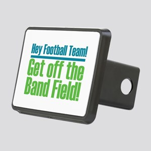 Marching Band Field Rectangular Hitch Cover