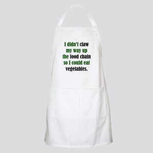 Vegetable Claw BBQ Apron