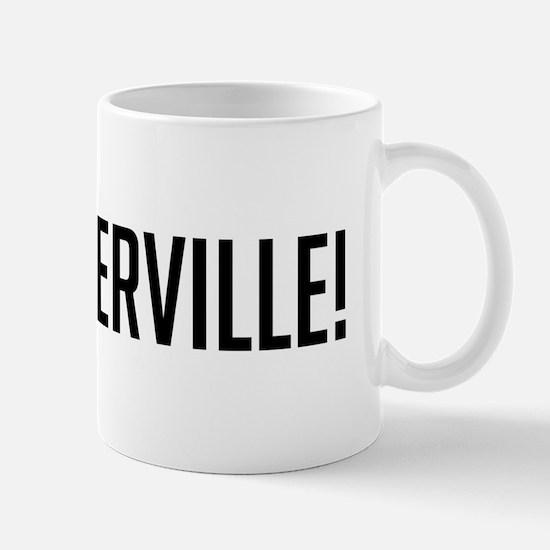 Go Porterville Mug