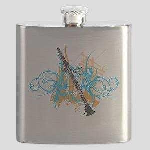 Urban Clarinet Flask