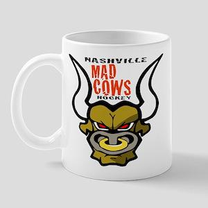 Nashville Mad Cows Mug