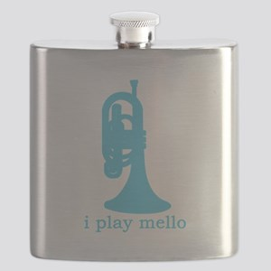 I Play Mello Flask