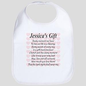 Jessica's Gift Bib