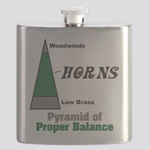 Proper Balance Flask