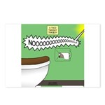 Taco Tuesday Tragedy Postcards (Package of 8)
