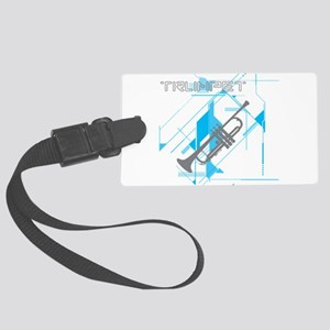 Tech Trumpet Large Luggage Tag