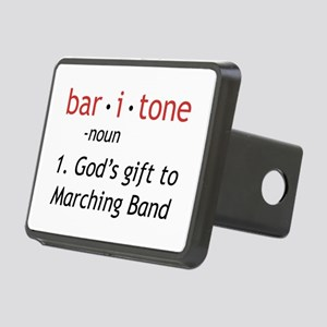 Definition of a Baritone Rectangular Hitch Cover