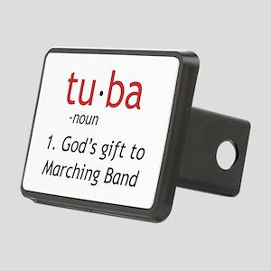 Tuba Definition Rectangular Hitch Cover