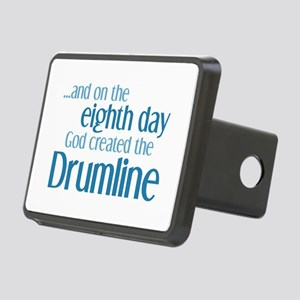 Drumline Creation Rectangular Hitch Cover