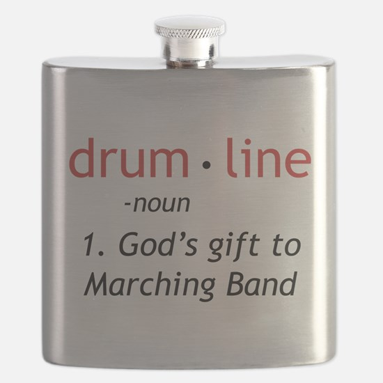 Definition of Drumline Flask