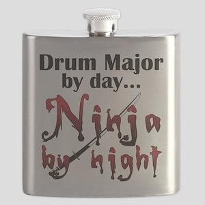 Drum Major Ninja Flask